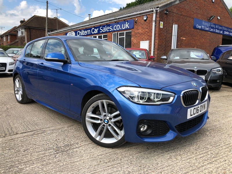 used BMW 118d 1 Series M Sport (s/s) 5dr in high-wycombe-buckinghamshire