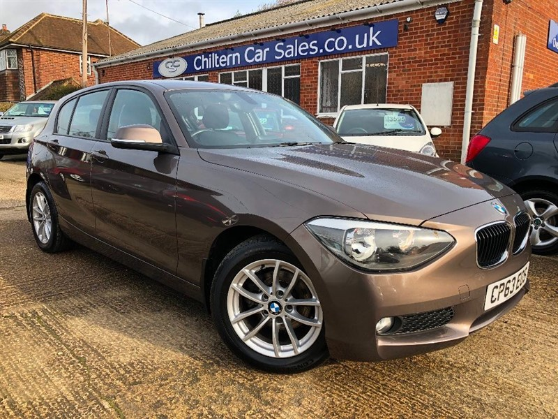 used BMW 118d 1 Series SE Sports Hatch (s/s) 5dr in high-wycombe-buckinghamshire