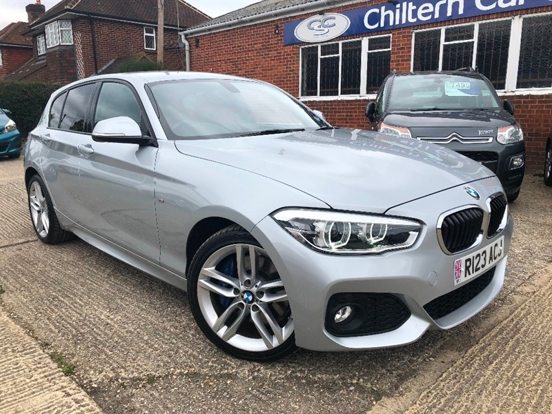 used BMW 120d 1 Series M Sport Sports Hatch xDrive (s/s) 5dr in high-wycombe-buckinghamshire