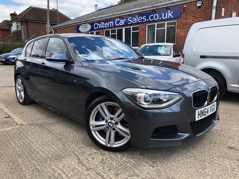 used BMW 120d 1 Series M Sport Sports Hatch (s/s) 5dr in high-wycombe-buckinghamshire