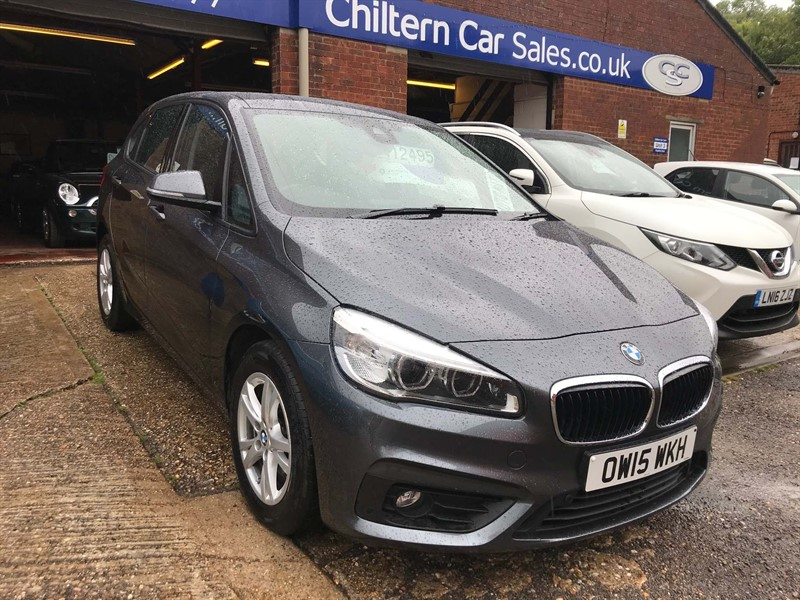 used BMW 218d SE Active Tourer Auto (s/s) in high-wycombe-buckinghamshire