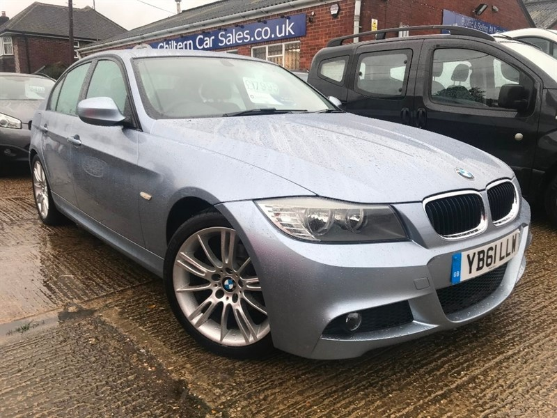 used BMW 318i 3 Series Performance Edition 4dr in high-wycombe-buckinghamshire