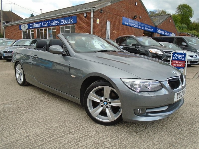 used BMW 320d 3 Series SE 2dr in high-wycombe-buckinghamshire