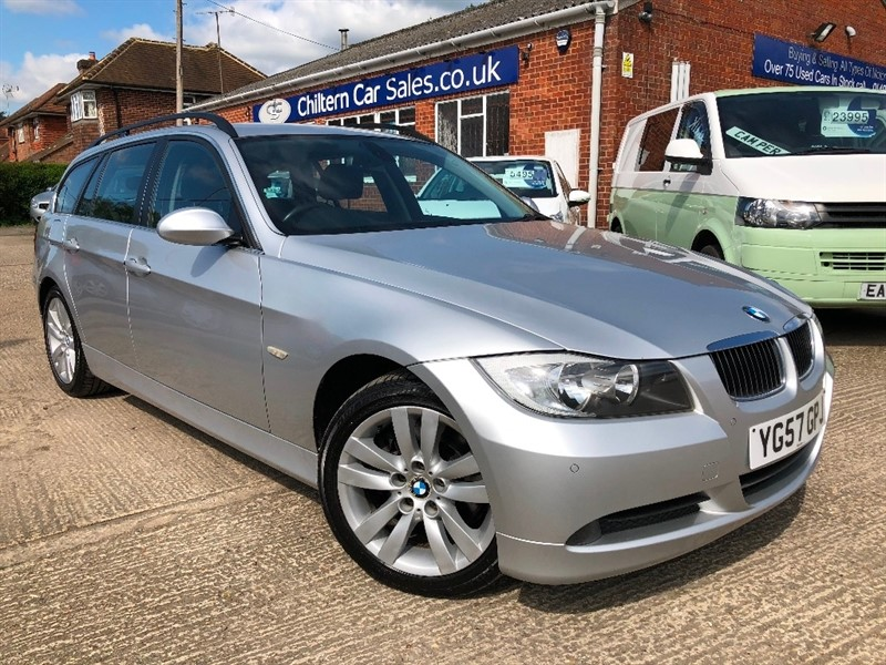 used BMW 325d 3 Series SE Touring 5dr in high-wycombe-buckinghamshire