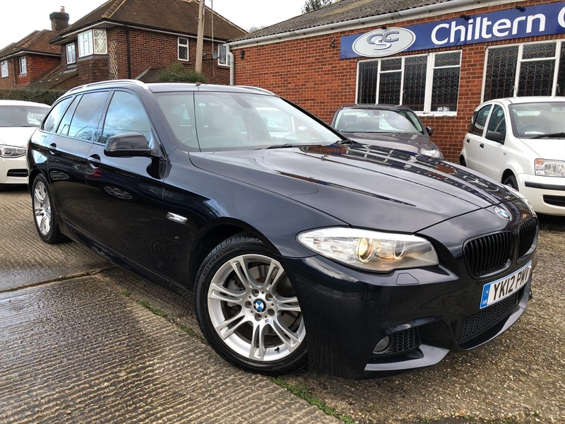 used BMW 520d M Sport Touring in high-wycombe-buckinghamshire