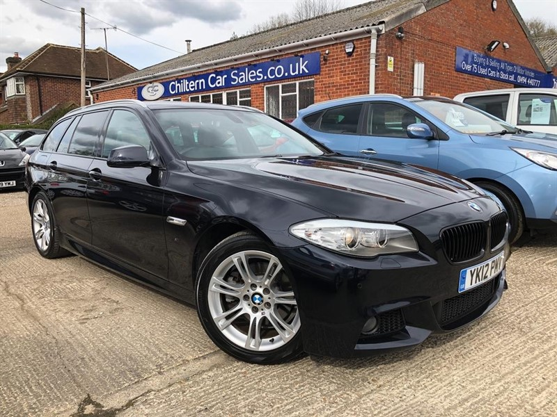 used BMW 520d 5 Series BluePerformance M Sport Touring 5dr in high-wycombe-buckinghamshire