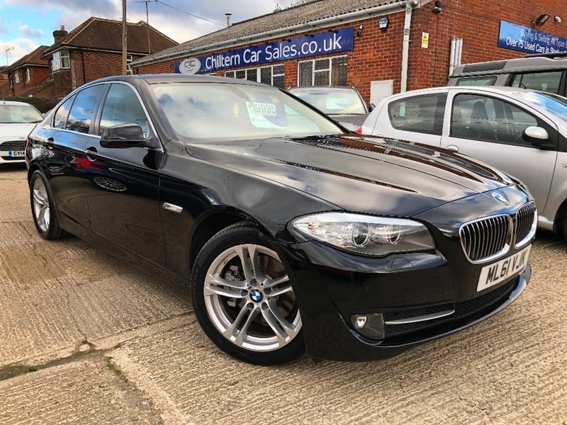 used BMW 520d 5 Series SE 4dr in high-wycombe-buckinghamshire