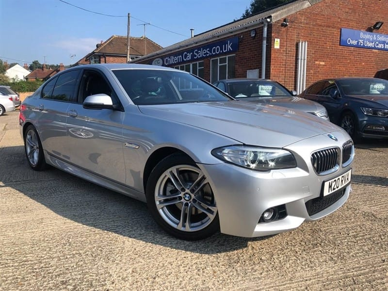 used BMW 520d M Sport in high-wycombe-buckinghamshire