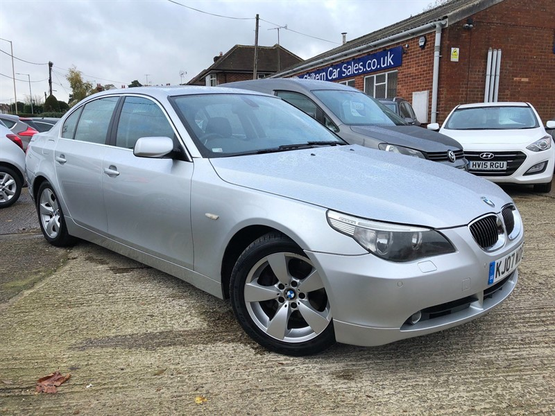 used BMW 530d 5 Series SE 4dr in high-wycombe-buckinghamshire