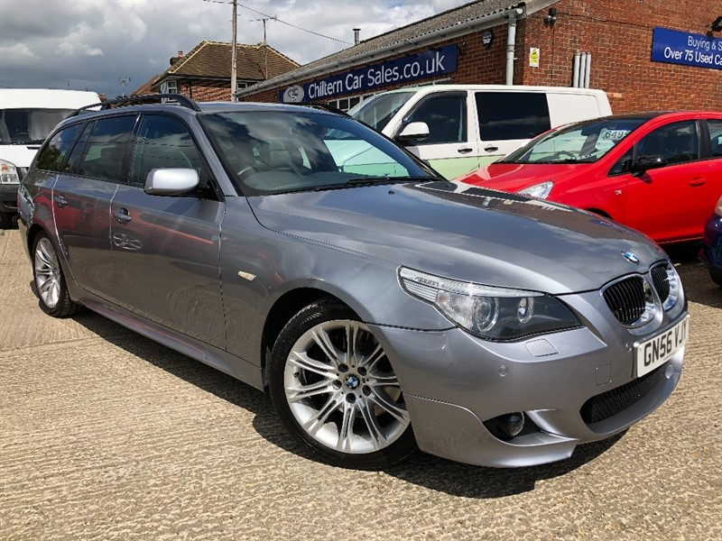 used BMW 550i 5 Series M Sport Touring 5dr in high-wycombe-buckinghamshire