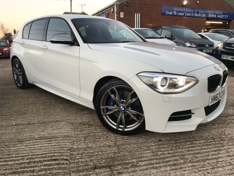 used BMW M135i 1 Series Sports Hatch (s/s) 5dr in high-wycombe-buckinghamshire