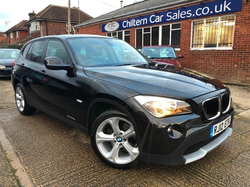 used BMW X1 20d SE sDrive 5dr in high-wycombe-buckinghamshire
