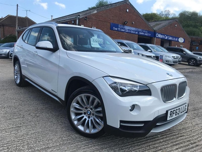 used BMW X1 18d xLine xDrive 5dr in high-wycombe-buckinghamshire