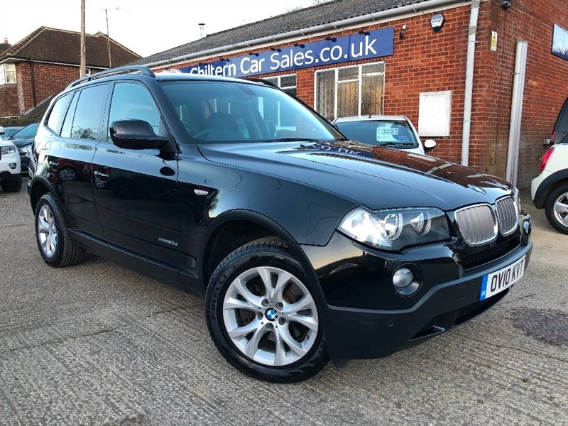 used BMW X3 20d SE xDrive 5dr in high-wycombe-buckinghamshire