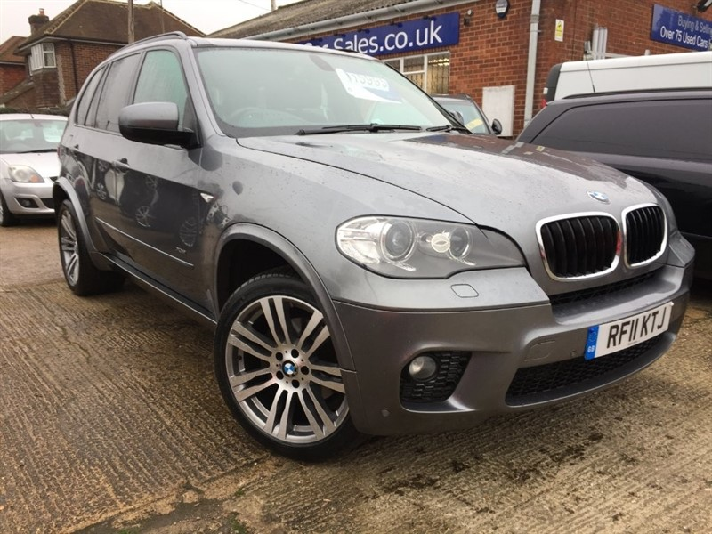 used BMW X5 30d M Sport xDrive 5dr in high-wycombe-buckinghamshire