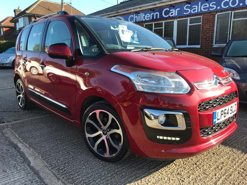 used Citroen C3 Picasso HDi Selection 5dr in high-wycombe-buckinghamshire