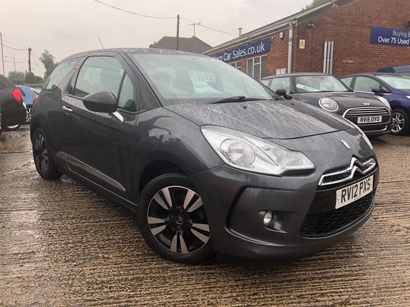 used Citroen DS3 DSign in high-wycombe-buckinghamshire