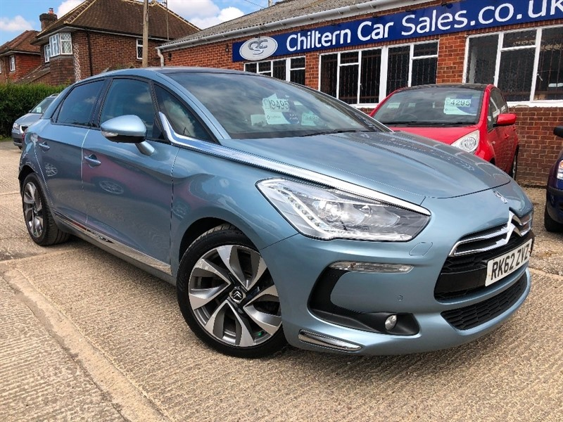 used Citroen DS5 HDi DSport 5dr in high-wycombe-buckinghamshire