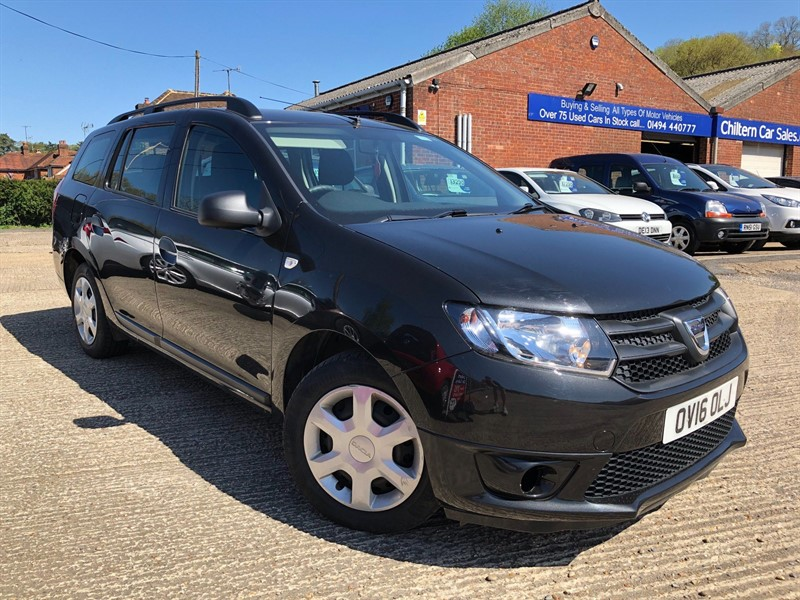 used Dacia Logan MCV TCe Ambiance (s/s) in high-wycombe-buckinghamshire