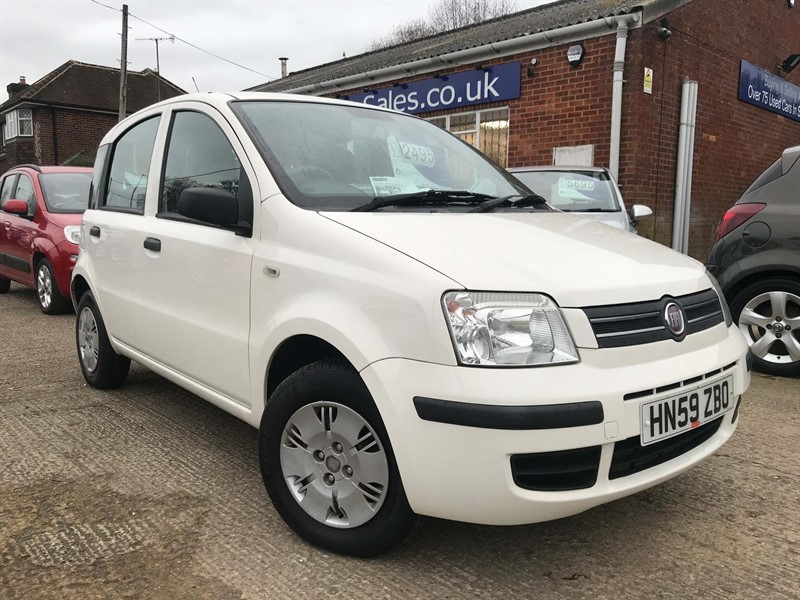 used Fiat Panda 1.3 MultiJet 16v Dynamic 5dr in high-wycombe-buckinghamshire