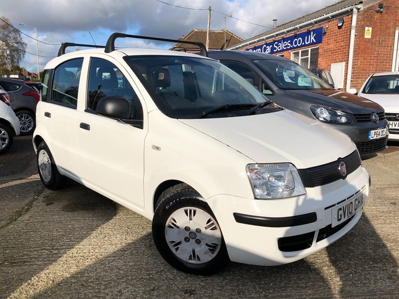 used Fiat Panda 1.1 Eco Active 5dr in high-wycombe-buckinghamshire