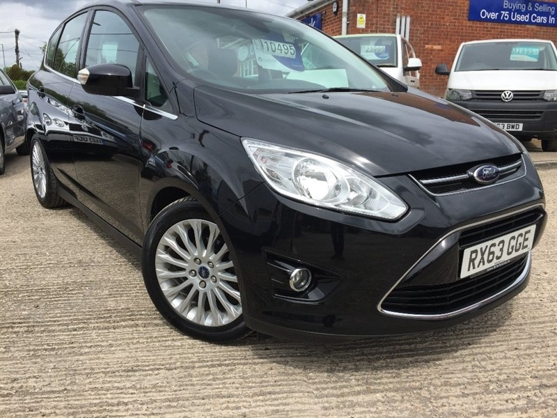 used Ford C-Max T EcoBoost Titanium (s/s) 5dr in high-wycombe-buckinghamshire