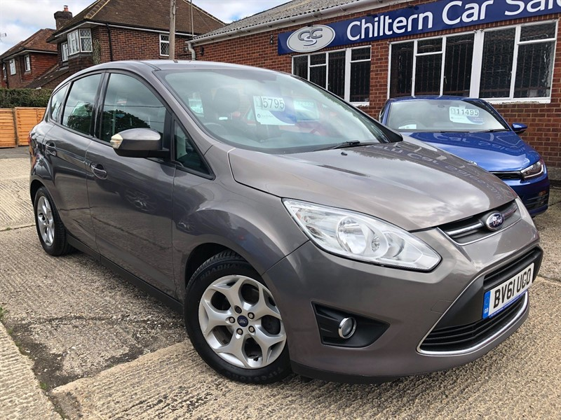 used Ford C-Max Zetec in high-wycombe-buckinghamshire