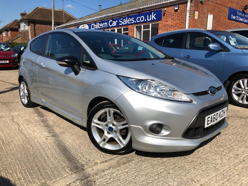 used Ford Fiesta Zetec S 3dr in high-wycombe-buckinghamshire