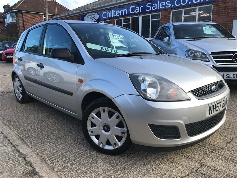 used Ford Fiesta Style Climate in high-wycombe-buckinghamshire