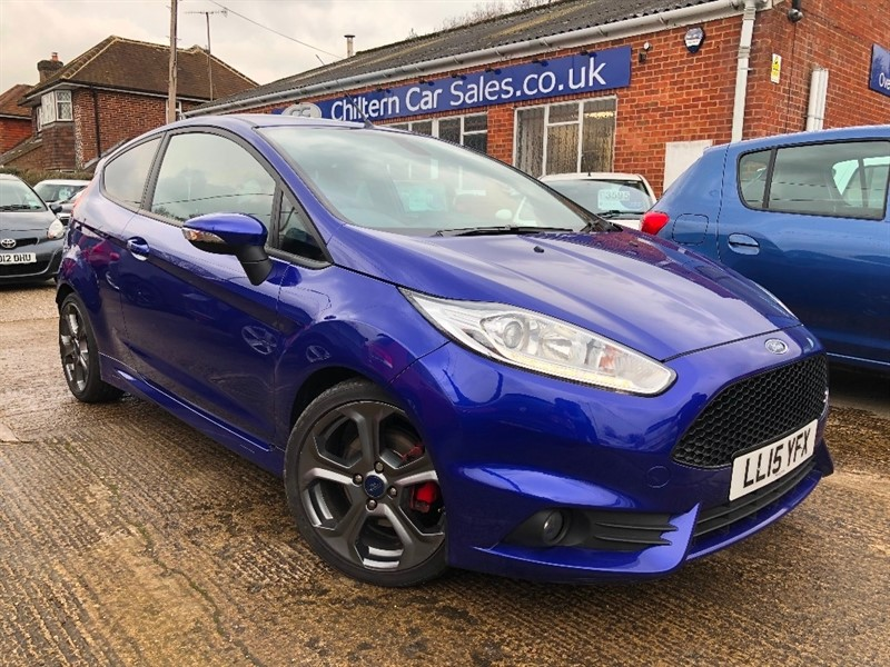 used Ford Fiesta EcoBoost ST-3 3dr in high-wycombe-buckinghamshire