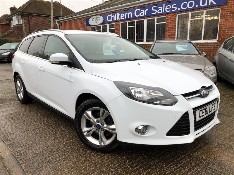 used Ford Focus Ti-VCT Zetec 5dr in high-wycombe-buckinghamshire