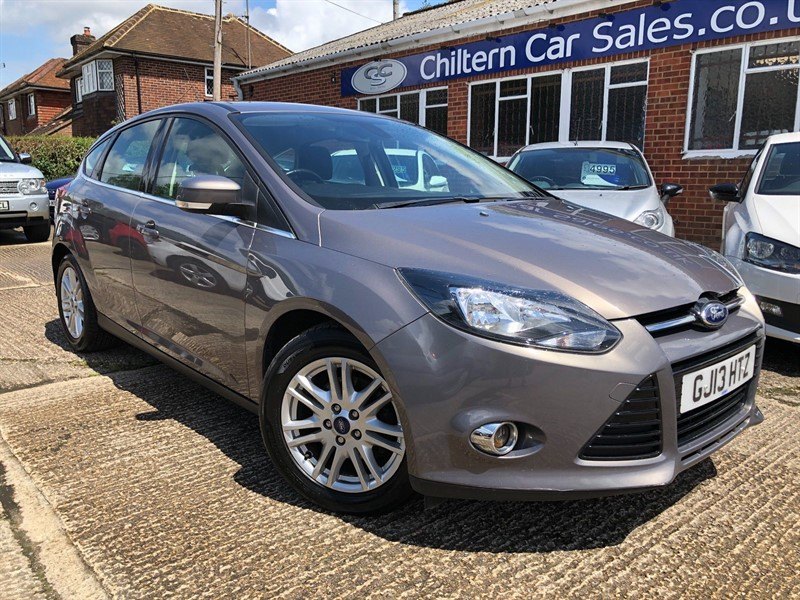 used Ford Focus SCTi EcoBoost Titanium 5dr in high-wycombe-buckinghamshire