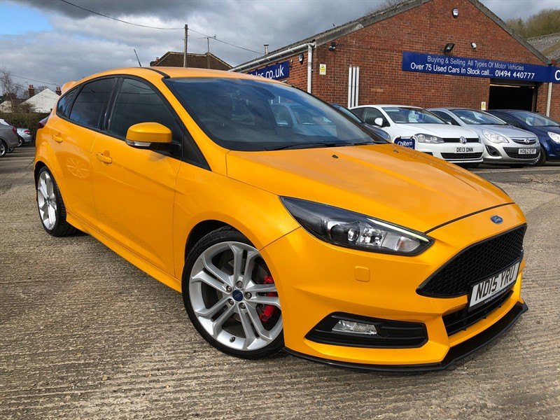 used Ford Focus 2.0T EcoBoost ST-3 (s/s) in high-wycombe-buckinghamshire