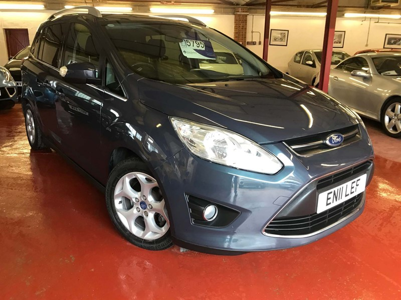 used Ford Grand C-Max Zetec in high-wycombe-buckinghamshire