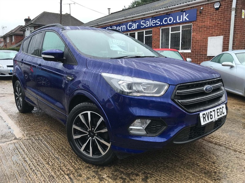 used Ford Kuga 1.5T EcoBoost ST-Line (s/s) in high-wycombe-buckinghamshire