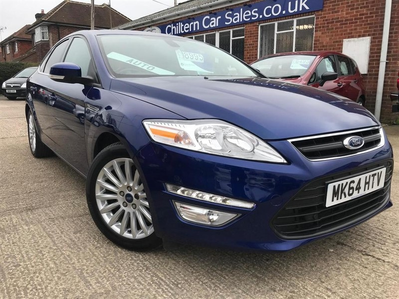 used Ford Mondeo TDCi ECO Zetec Business Powershift 5dr in high-wycombe-buckinghamshire