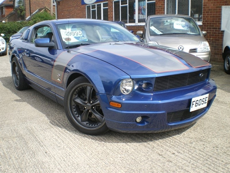 used Ford Mustang  in high-wycombe-buckinghamshire