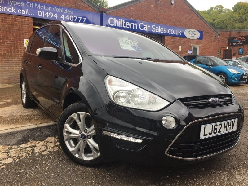 used Ford S-Max TDCi Titanium 5dr in high-wycombe-buckinghamshire