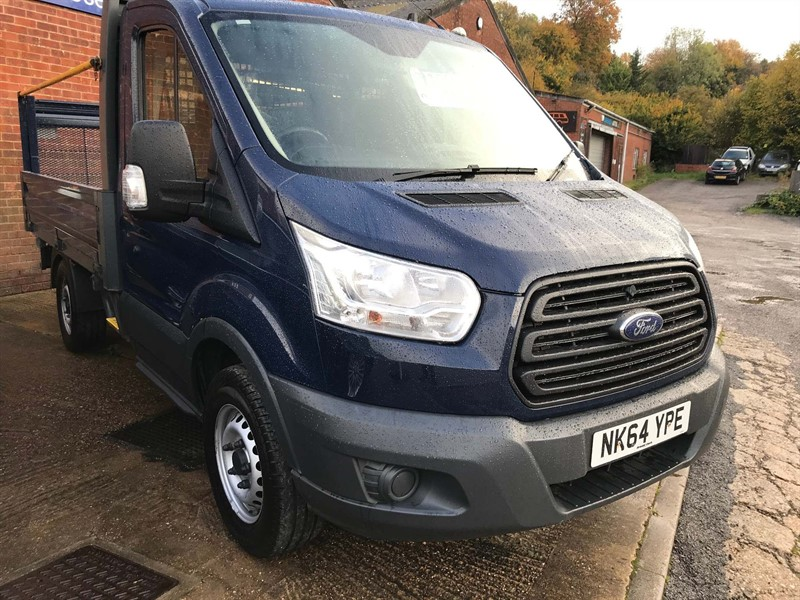used Ford Transit 310 DROPSIDE WITH TAIL LIFT in high-wycombe-buckinghamshire