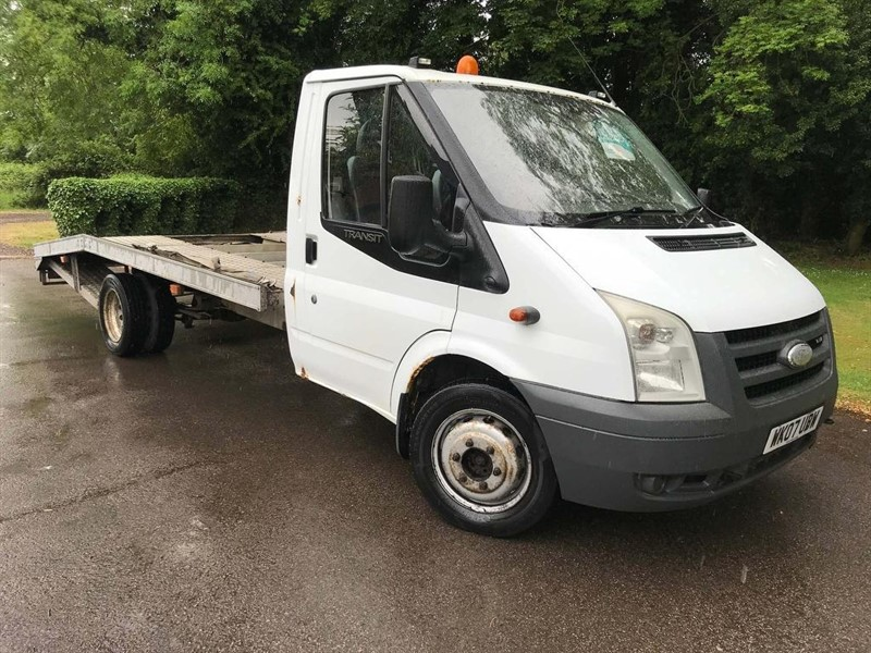 used Ford Transit CAR TRANSPORTER in high-wycombe-buckinghamshire