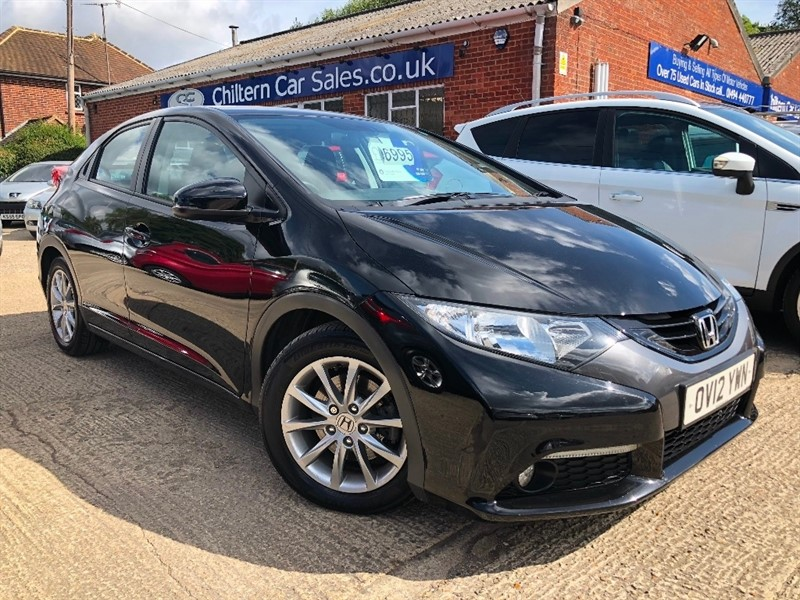 used Honda Civic i-VTEC ES 5dr in high-wycombe-buckinghamshire