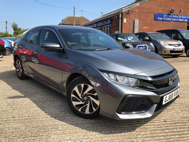 used Honda Civic VTEC Turbo SE (s/s) in high-wycombe-buckinghamshire