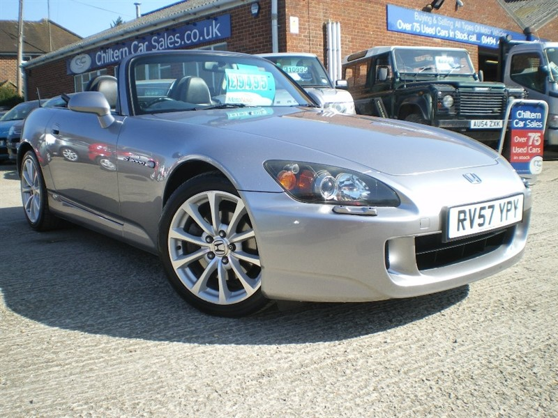 used Honda S2000 i-VTEC Roadster 2dr in high-wycombe-buckinghamshire