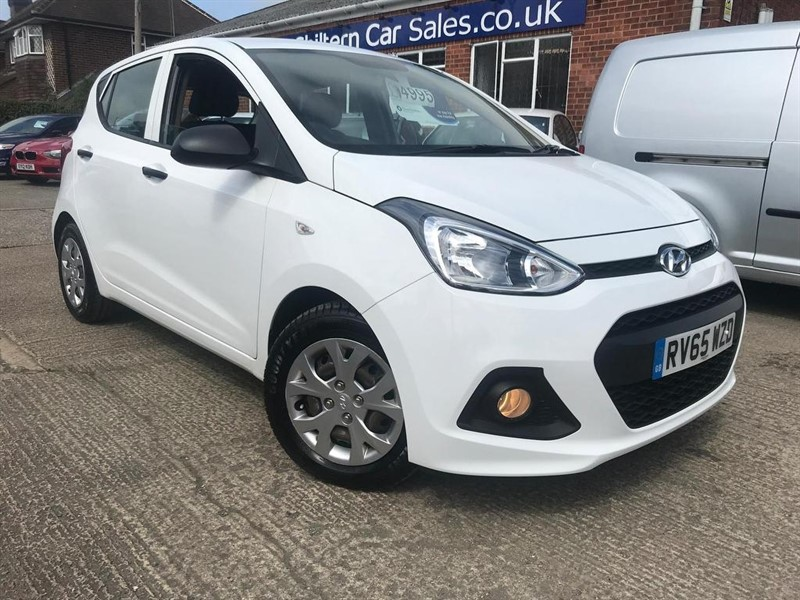 used Hyundai i10 S 5dr in high-wycombe-buckinghamshire