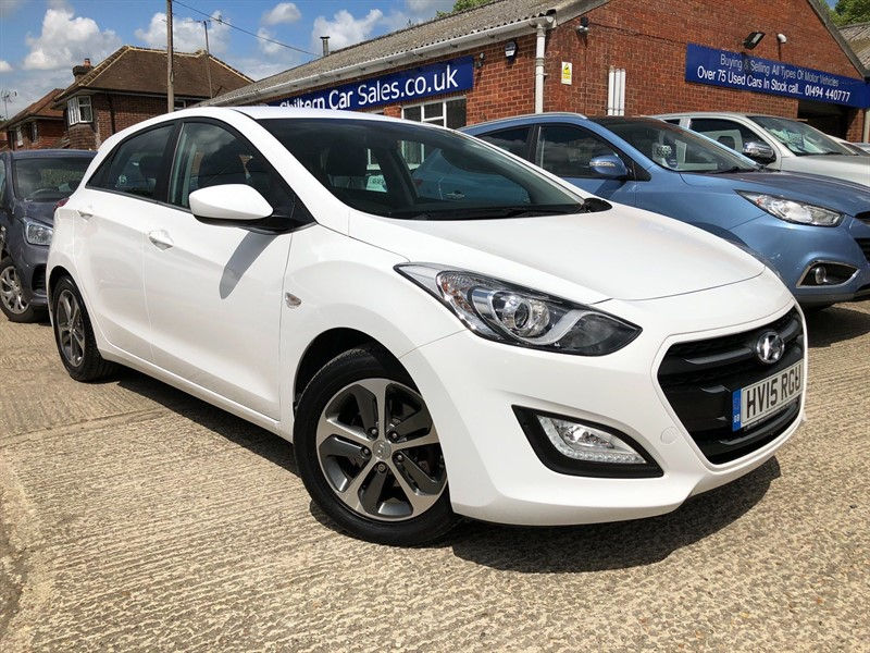 used Hyundai i30 SE 5dr in high-wycombe-buckinghamshire