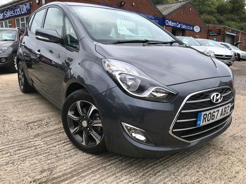 used Hyundai ix20 SE Auto 5dr in high-wycombe-buckinghamshire