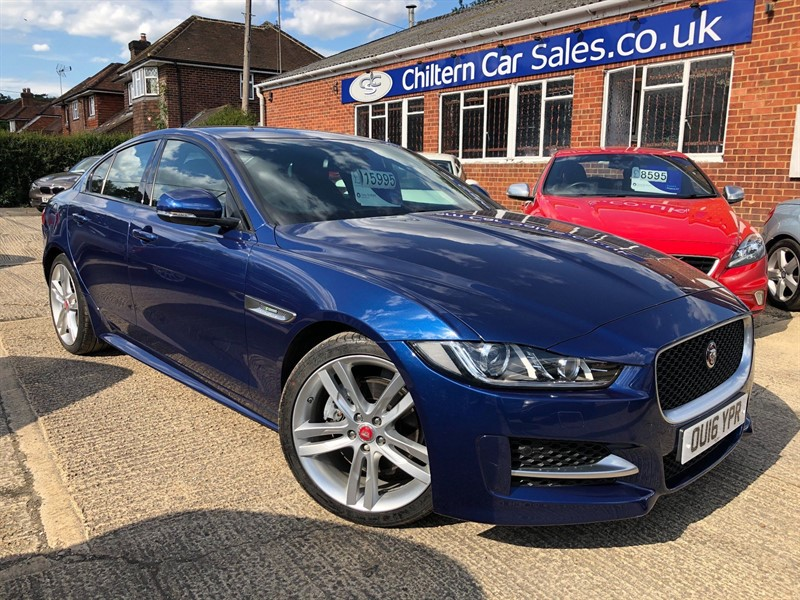 used Jaguar XE R-Sport Auto (s/s) in high-wycombe-buckinghamshire