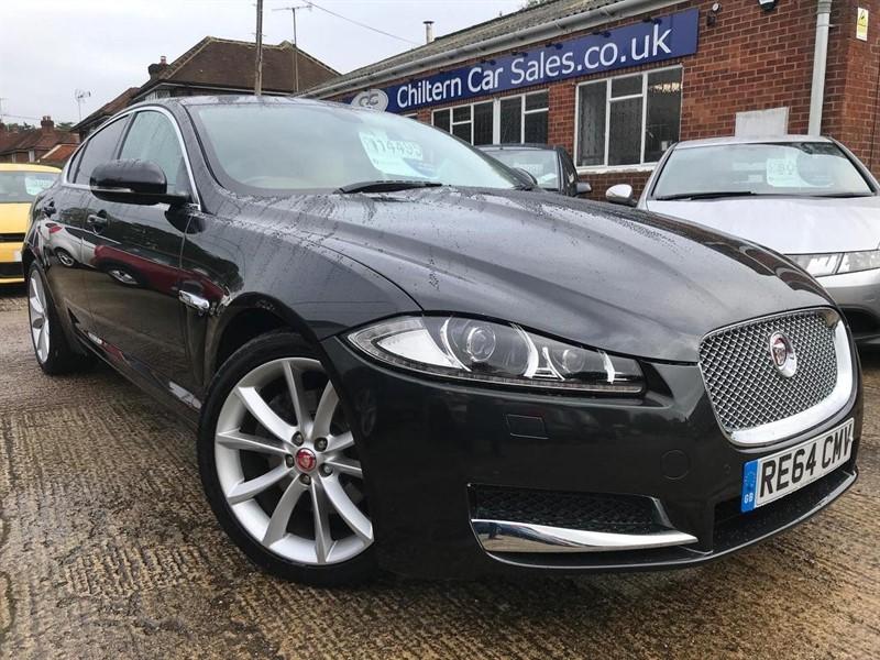 used Jaguar XF TD Portfolio (s/s) 4dr in high-wycombe-buckinghamshire