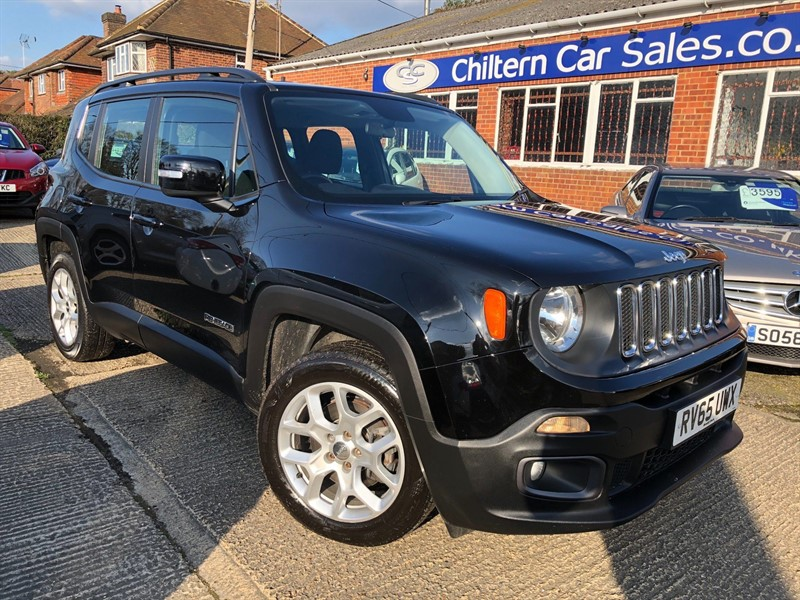 used Jeep Renegade E-TorQ Longitude (s/s) in high-wycombe-buckinghamshire