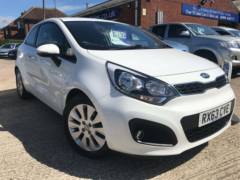 used Kia Rio 2 3dr in high-wycombe-buckinghamshire
